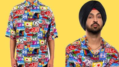 Photo of Any guess? How much Diljit Dosanjh's Printed Shirt costs?