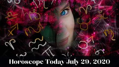Photo of Daily Horoscope Today For July 29, 2020 (Wednesday)
