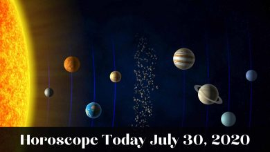 Photo of Daily Horoscope Today For July 30, 2020 (Thursday)