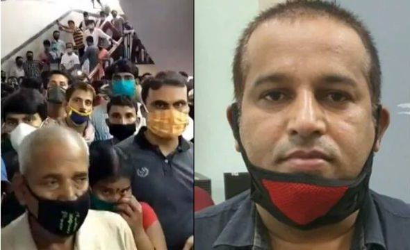 Fake Video Not From Bengaluru's Victoria Hospital