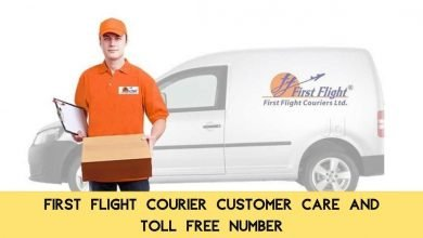 Photo of First Flight Courier Customer Care And Toll Free Number