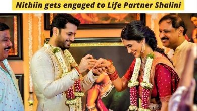 Photo of Nithiin & Shalini Wedding Engagement: Nithiin gets engaged to Life Partner Shalini in Hyderabad
