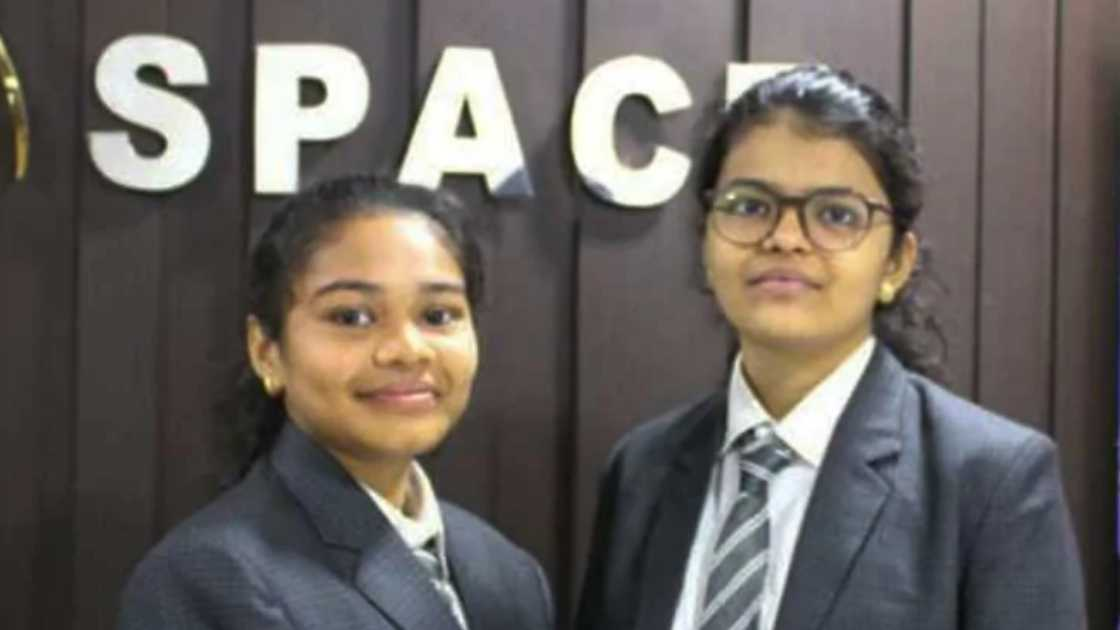 'Two Indian schoolgirls discover asteroid near Mars' Nasa Confirms