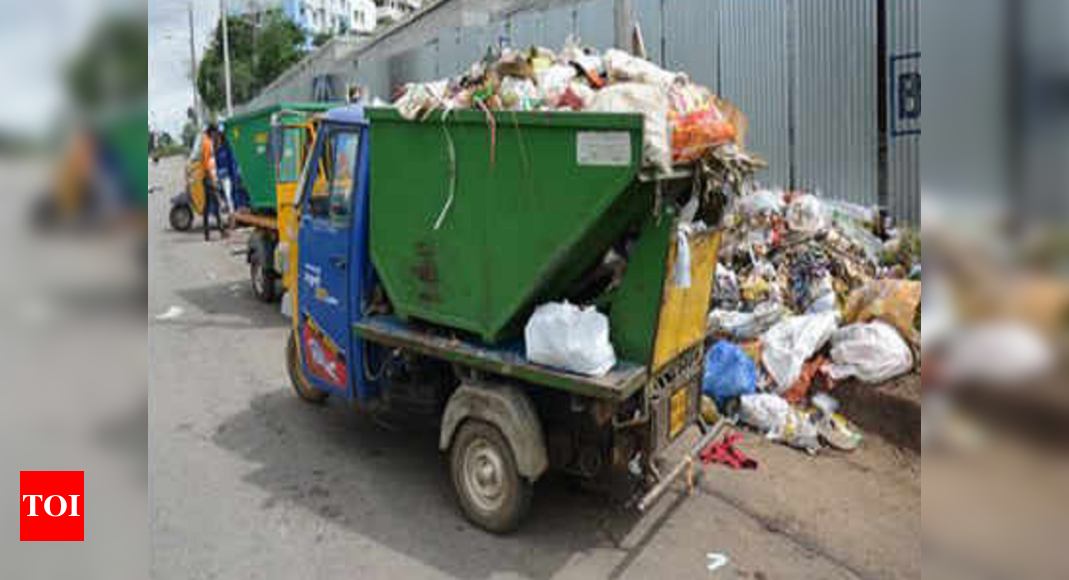 Bengaluru: BBMP junks Indore model of garbage management | Bengaluru News