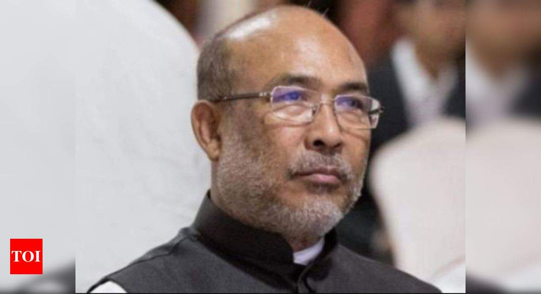 BJP, Congress leaders on toes as Manipur MLAs to participate in trust vote in Assembly   India News