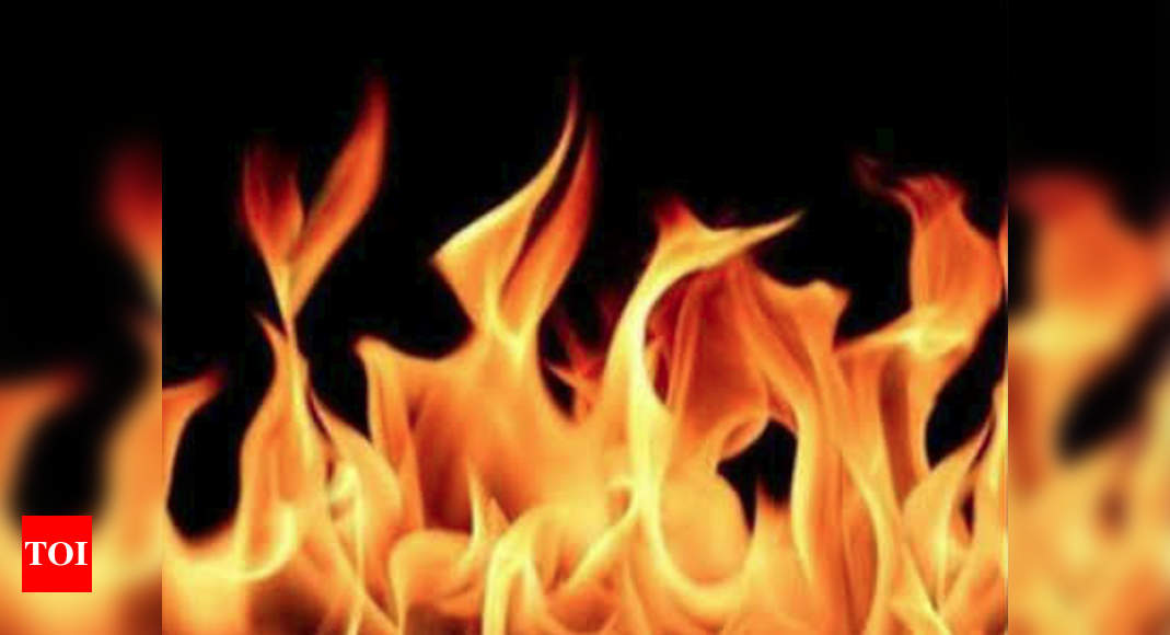Maharashtra: Fire at commercial building in Thane; no casualty | Thane News