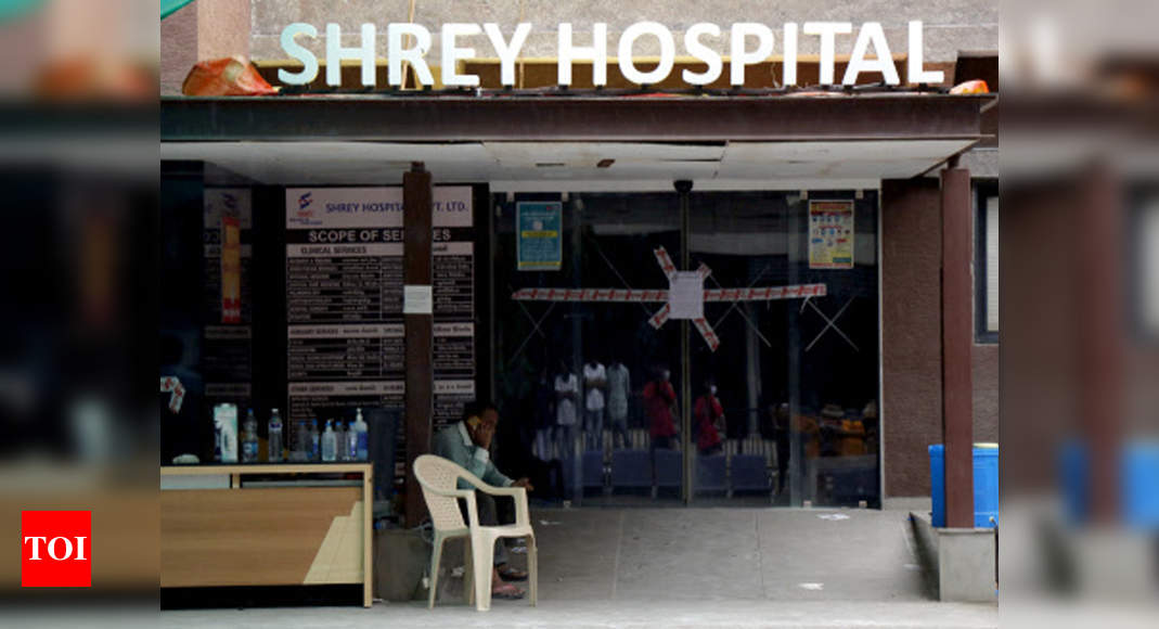Why delay in filing FIR in Ahmedabad's Shrey hospital fire case? | Ahmedabad News
