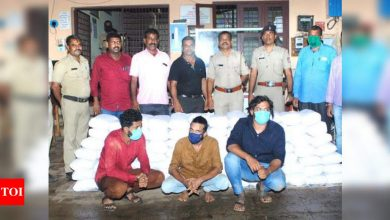 Photo of Karnataka: 175 kg ganja seized, three held in Dakshina Kannada | Mangaluru Information