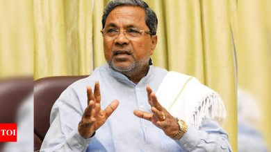 Photo of Former Karnataka CM Siddaramaiah checks Covid-19 unfavourable, can be discharged on August 13 | Bengaluru Information