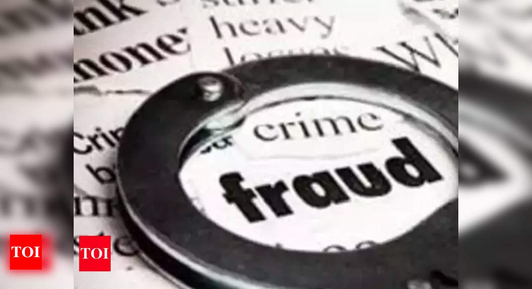 Investor claims firm officials duped him of Rs 80 lakh in Bengaluru | Bengaluru News