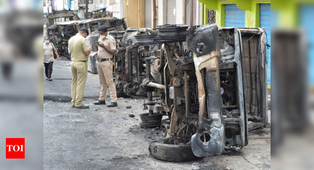 SDPI distances itself from Bengaluru violence, blames police for inaction | Mangaluru News