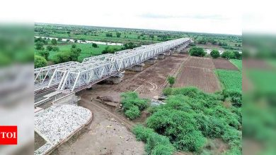Photo of South Western Railway unveils Karnataka's longest bridge in Vijayapura | Hubballi Information