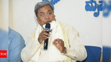 Photo of Siddaramaiah Covid 19: Siddaramaiah discharged after testing unfavorable for Covid-19 | Bengaluru Information