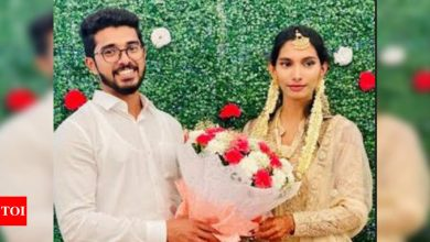 Photo of Karnataka: A digital social distance marriage ceremony with 200 relations | Mangaluru Information
