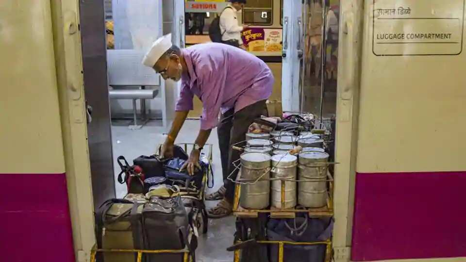 The dabbawala service, which started 125 years ago, has an annual estimated turnover of around Rs 45 crore.