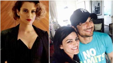 Photo of Sushant Singh Rajput's sister Shweta asks Kangana Ranaut to 'keep robust, struggle on', actor thanks her 'for squashing all rumours in opposition to me' – bollywood