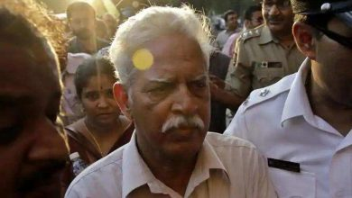 Photo of Varavara Rao launched from hospital after Covid therapy; again in jail – india information