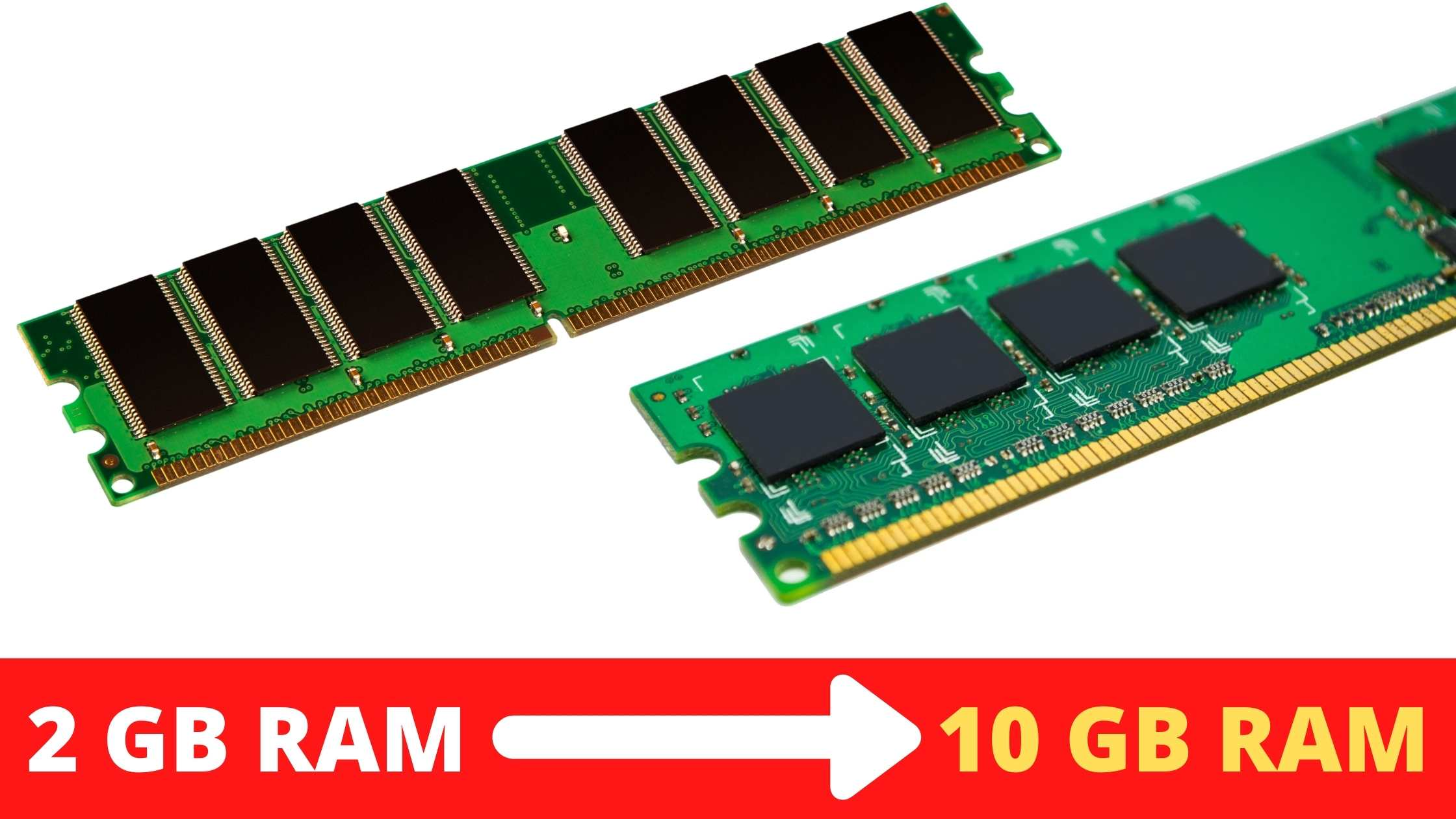 Download More Ram : How To Download More RAM on PC & VM (Virtual Machine)?