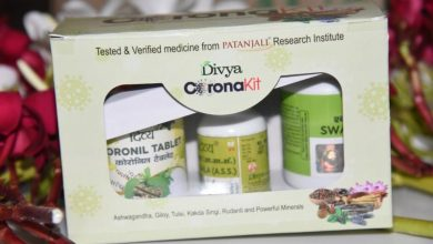 Photo of 'No More Coronil Trademark', Patanjali Fined Rs 10 Lakh by Madras HC for Chasing Profits amid Covid-19 Fear