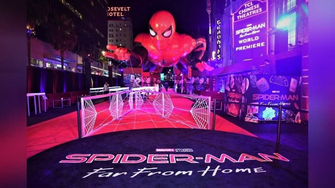 Spider Man Far From Home Full Movie Download In Hindi (English, Tamil) in 480p , 720p , 1080p bluray mkv format dual audio