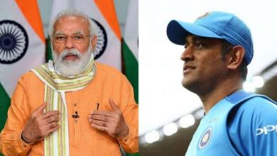 Photo of MS Dhoni shares letter of appreciation from PM Modi following worldwide retirement