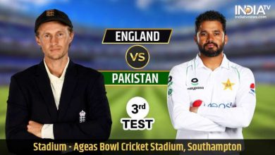 Photo of Stay Streaming Cricket, England vs Pakistan third Take a look at: Watch ENG vs PAK stream dwell cricket match on SonyLIV PTV Stay