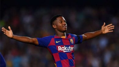 Photo of Barcelona wonderkid Ansu Fati referred to as as much as revamped Spain squad