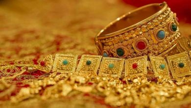 Photo of Gold Worth At the moment: Gold declines by Rs 640, silver plunges Rs 3,112