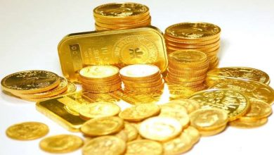 Photo of Gold falls Rs 94 on international cues, silver up by Rs 782