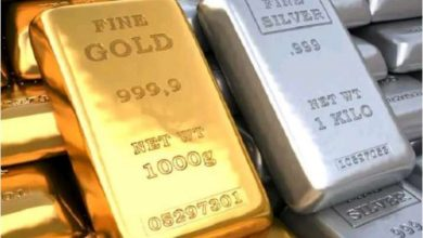 Photo of Gold value at the moment: Yellow steel rises by Rs 238, silver jumps Rs 960