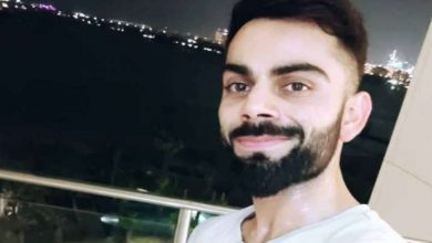 Photo of IPL 2020: No off days for Virat Kohli as RCB shares captain's exercise picture