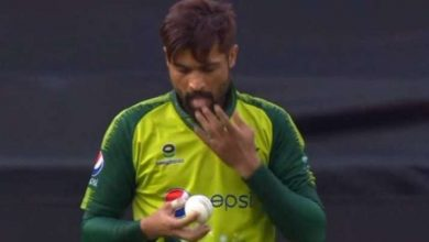 Photo of ENG vs PAK: Mohammad Amir breaks no-saliva rule throughout 1st T20I match, umpires sanitise ball