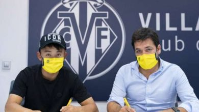 Photo of Japanese youngster Kubo joins Villarreal on loan from Real Madrid