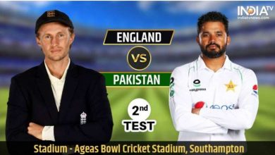 Photo of Reside Streaming England vs Pakistan 2nd Check: Watch ENG vs PAK stream stay cricket match on SonyLIV PTV Reside Ten Sports activities