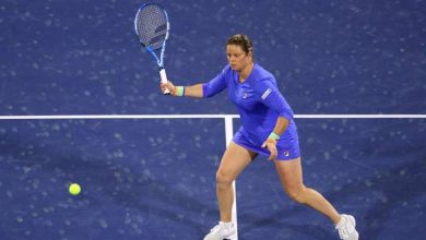 Photo of Kim Clijsters pulls out of US Open tuneup with belly harm