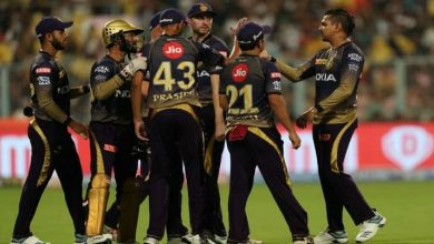 Photo of Kolkata Knight Riders get coaching suggestions from former Olympic sprinter Chris Donaldson