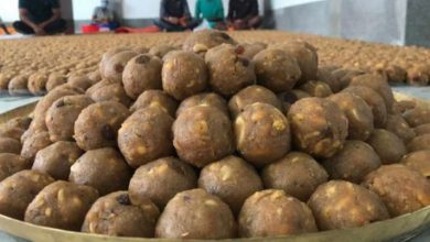 Photo of 1.25 lakh 'Raghupati laddoos' to be distributed at present on Ram temple 'bhoomi pujan'