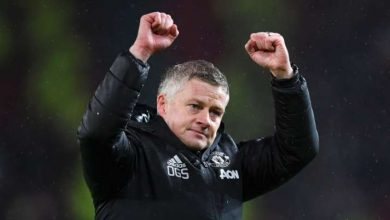 Photo of Manchester United's Ole Gunnar Solskjaer faces previous teammate Stale Solbakken in Europa League