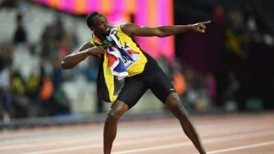 Photo of Usain Bolt, eight-time Olympic gold medallist, exams constructive for COVID-19
