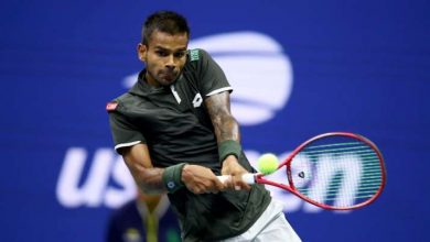 Photo of Sumit Nagal cruises into pre-quarters of Prague Challenger