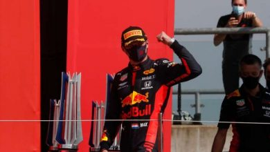 Photo of With none of his F1 followers watching, Max Verstappen leads observe at Belgian Grand Prix