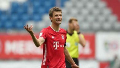 Photo of Thomas Müller tops 7-1 Brazil rout in 2014 World Cup with 8-2 Barcelona thrashing in Champions League