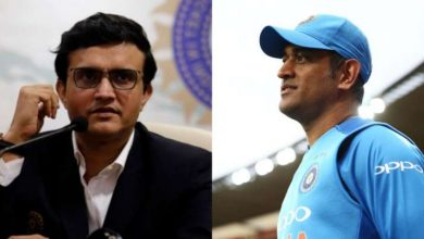 Photo of MS Dhoni had excellent big-hitting skills, he was uncommon: Sourav Ganguly