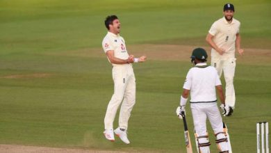 Photo of ENG vs PAK | James Anderson joins Glenn McGrath with twenty ninth five-wicket haul, stands second in all-time record of pacers