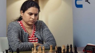 Photo of Vidit, Humpy lose as India held by Mongolia in Chess Olympiad