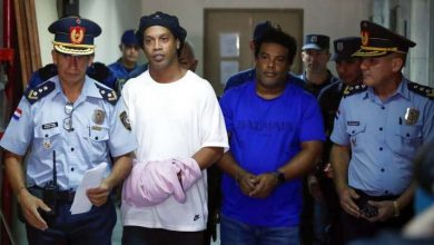 Photo of Ronaldinho returns to Brazil after home arrest in Paraguay