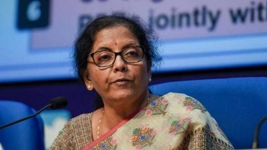 Photo of GST council meet states compensation hole centre gives two choices Nirmala Sitharaman finance Secretary
