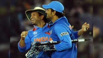 Photo of Noticed his acumen standing in slips and informed BCCI that MS Dhoni needs to be the following captain: Sachin Tendulkar