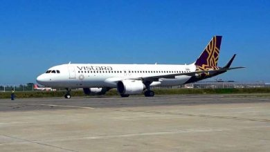 Photo of Vistara's first A321neo plane to enter industrial operations from Aug 19