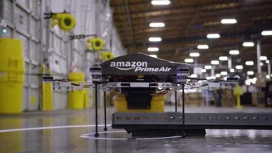 Photo of Amazon drone supply Amazon orders ship via drones Jeff Bezos interview drone order supply